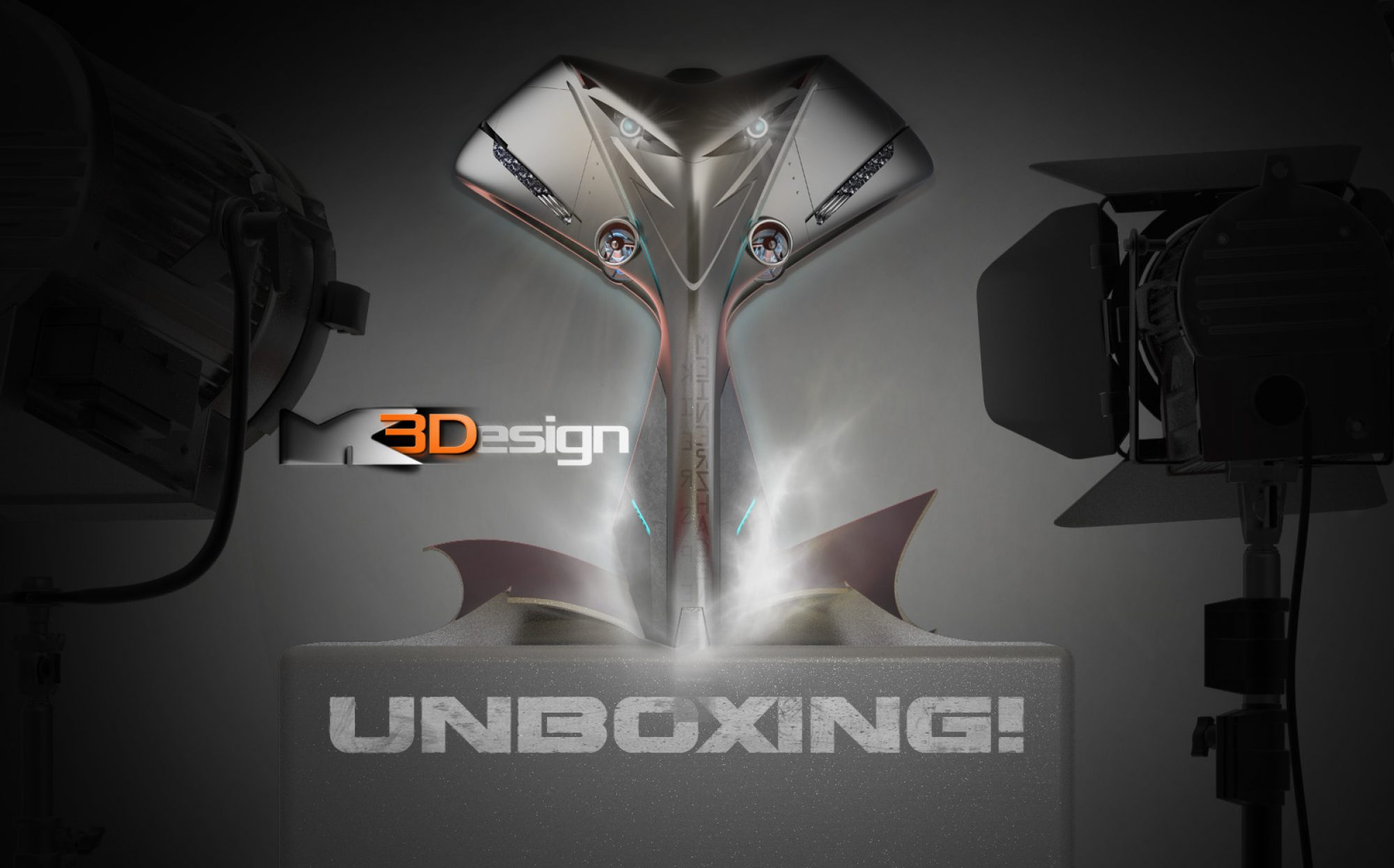 Produktdesign-Visualisierung